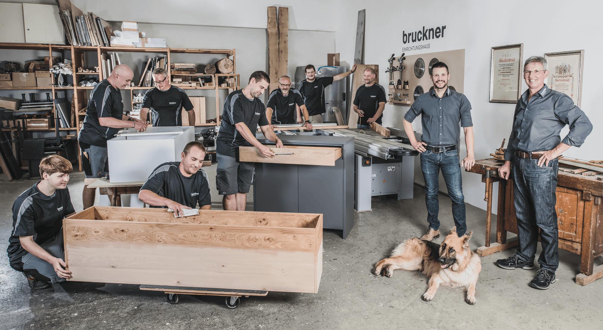Möbel Werte Leben Ihr Einrichtungshaus Bruckner